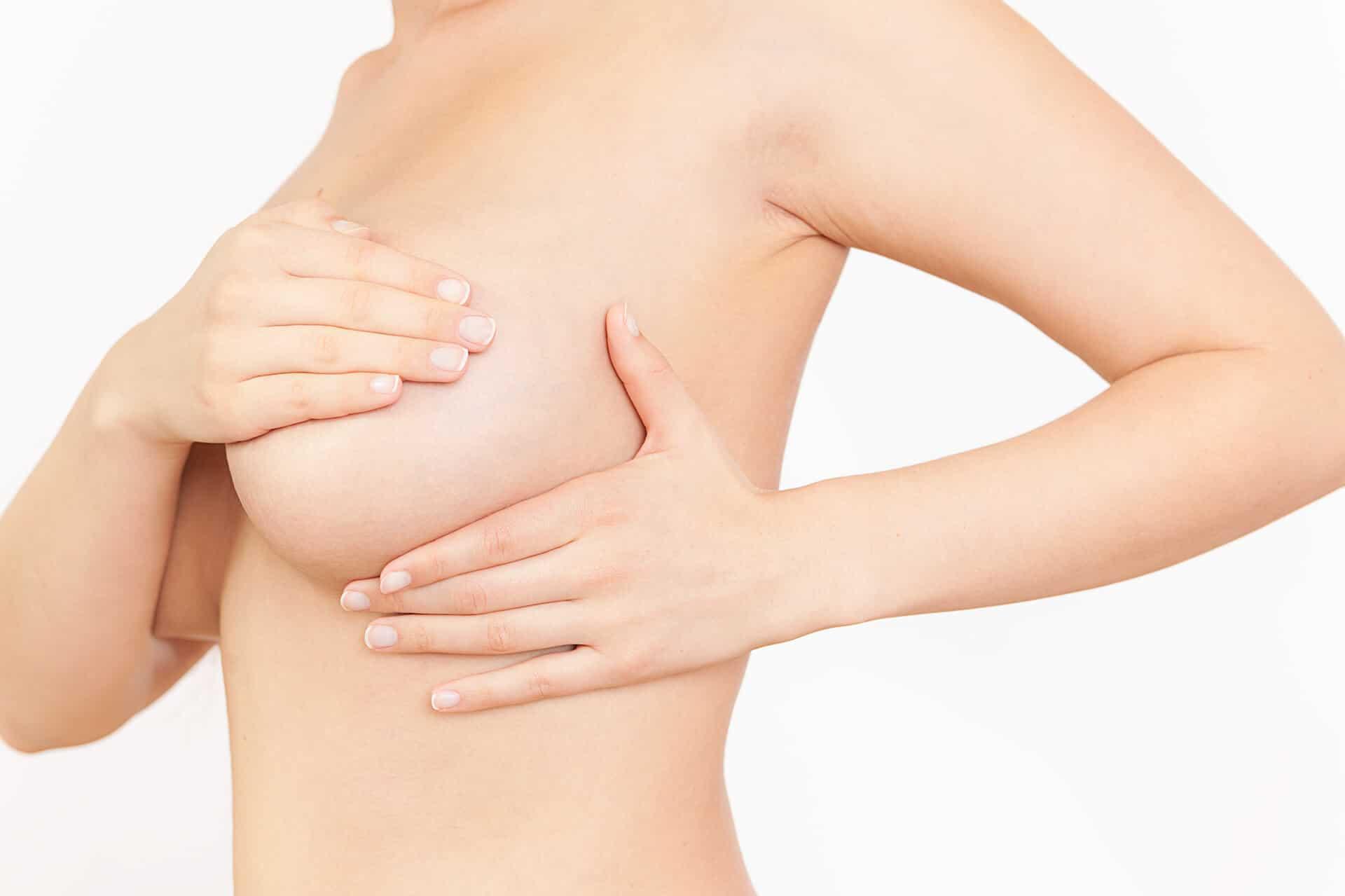 Plastische Chirurgie Brust